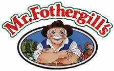 Mr Fothergills logo